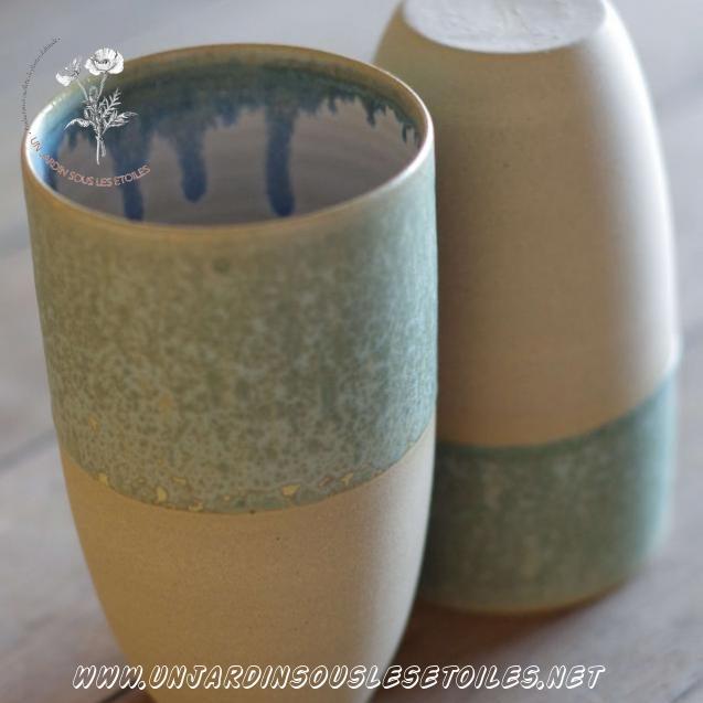 Grande tasse : Céramiques   Grande tasse à thé